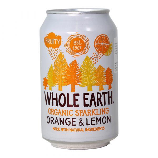 Whole Earth luomu limonadi